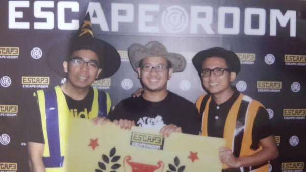 00 Escape Room Johor