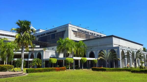 00c Terengganu Public Library
